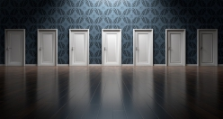 Drzwi z aluminium