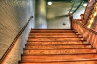 Jakie drewno wybrać na schody wewnętrzne?