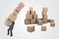 Kartony i pudełka kartonowe