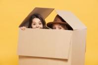 Kartony w domu - do czego mogą się przydać?