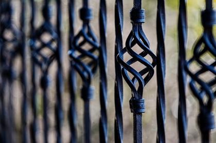 Solidne i trwałe ogrodzenie