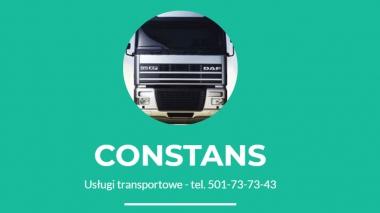 Transport ponadgabarytowy-Constans Bytom