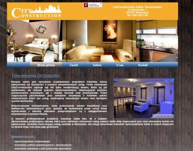 Firma remontowa CityConstruction