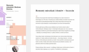 Remonty mieszkań i domów – Szczecin